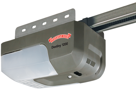 Destiny<sup>®</sup> 1200 Belt Drive Garage Door Opener